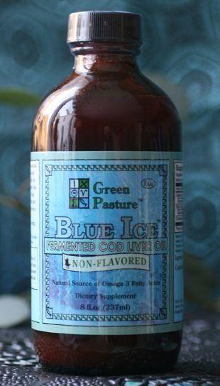 Óleo de Fígado de Bacalhau Fermentado, Sem Sabor, Green Pasture, 237 ml