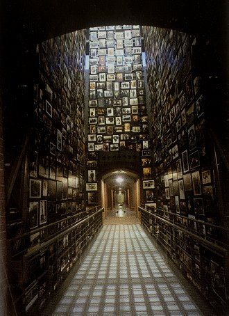 The Tower of Faces, United States Holocaust Memorial Museum.