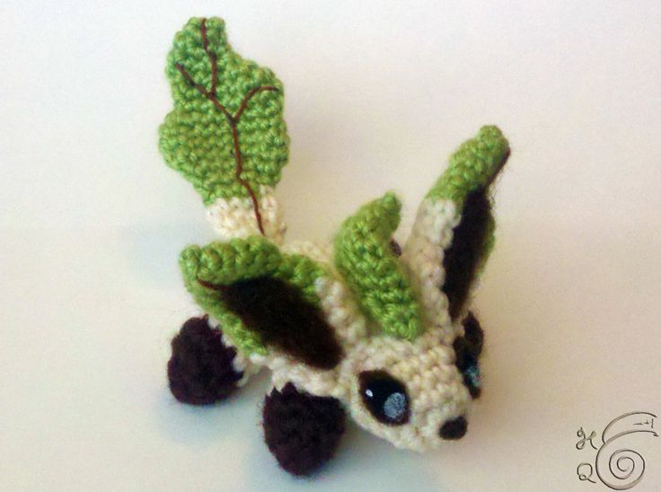 One of the better Amigurumi Pokemon crafters I have found. Some patterns for sale.