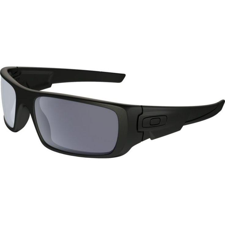 Oakley Crankshaft Sunglasses, Black