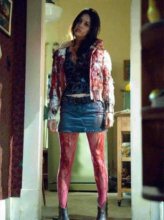 Jennifers Body... I actually found this movie really funny. Is that weird?