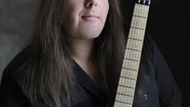 The Passionate Playing of Symphony X's Michael Romeo - All That Shreds!