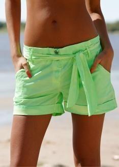 Летние женские шорты своими руками