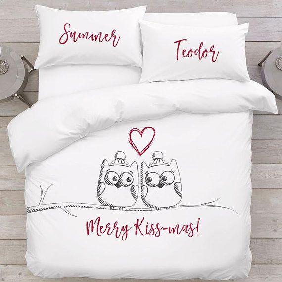 owl bedding christmas bedding sets