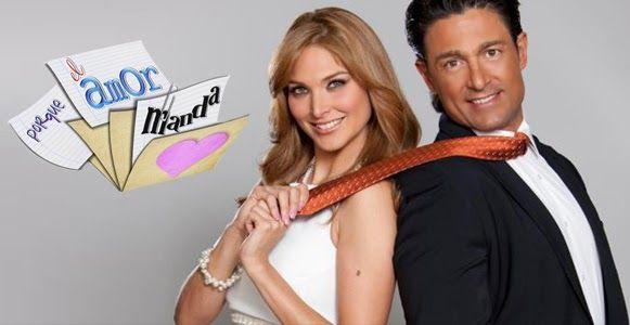 Porque el amor manda es una telenovela mexicana producida por Juan Osorio para Televisa en 2012. Adaptación de la telenovela colombiana rea...