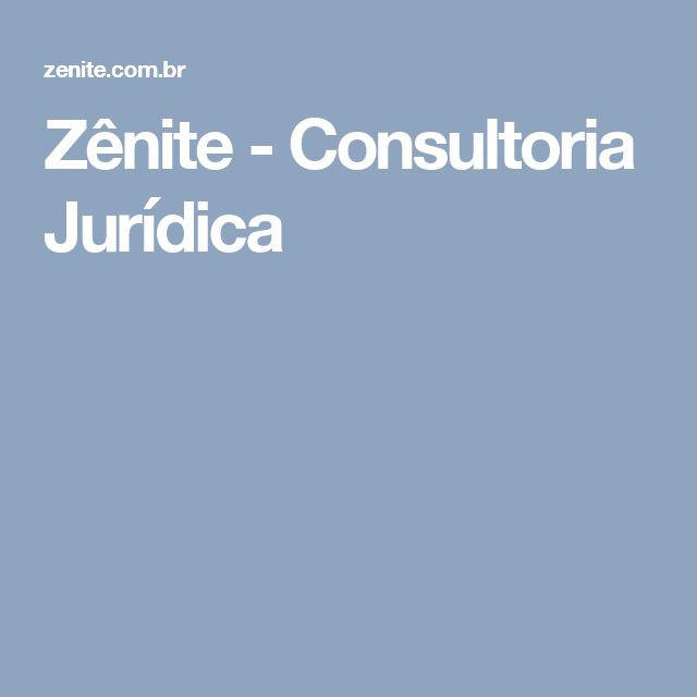 Zênite - Consultoria Jurídica