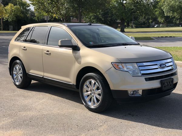 2007 Ford Edge For Sale In Oklahoma City Ok With Images 2007