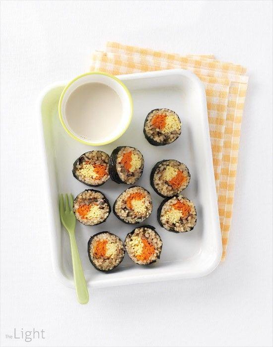 버섯불고기 김밥 이미지 1