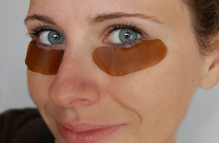 Καταπολεμήστε τους μαύρους κύκλους με επιθέματα ματιών από τζελ καφεΐνης (1)