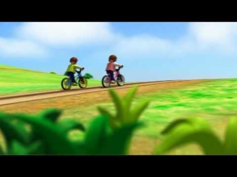 playmobil circus animatiefilm