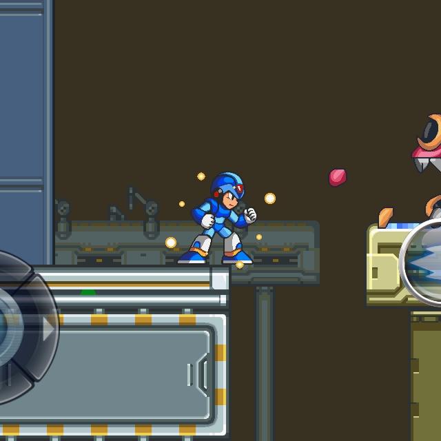 Mega Man X: Great controls for an action platform.