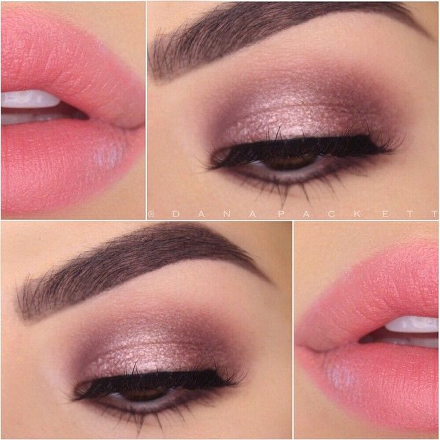 Eyes: @urbandecaycosmetics Naked 3 and @eyeko Topaz Shadow Stick Lashes: @luxylash #Bae Brows: @anastasiabeverlyhills Ebony Dipbrow Lips: @lovehonourandbetrue Blushing Bride lined with @makeupforeverofficial 22c