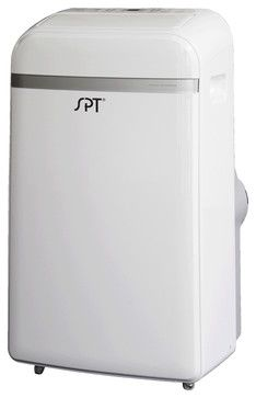 14,000 BTU Portable Air Conditioner with Heater - contemporary - Major Kitchen Appliances - SPT Appliance Inc. help cool the sunroom