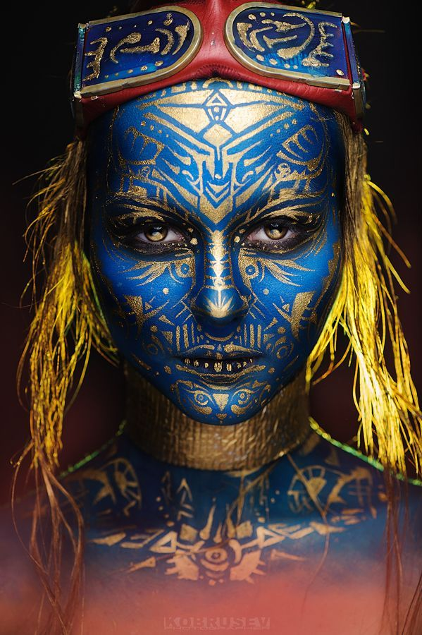Amazing Face and Body Art