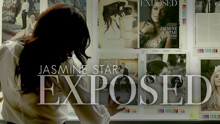 Jasmine Star - Exposed Love the use of graphics throughout the piece.