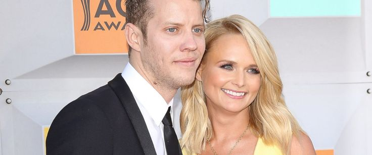 PHOTO: Anderson East and Miranda Lambert arrive at the 51st Academy of Country Music Awards held at MGM Grand Garden Arena, April 3, 2016, in Las Vegas.