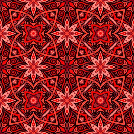Oriental pattern. Art.