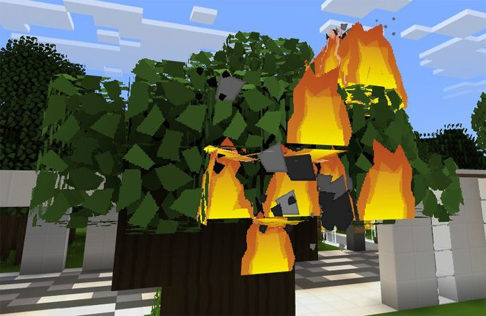 This texture pack is an ideal option for people who love the simplicity and cartoon style. In addition to new improvement, this pack also displays unique features that you haven't known before in the original versions. The pack works well with both medieval and modern worlds. Founded by:... http://mcpebox.com/simplysharp-texture-pack-64x64-minecraft-pe/
