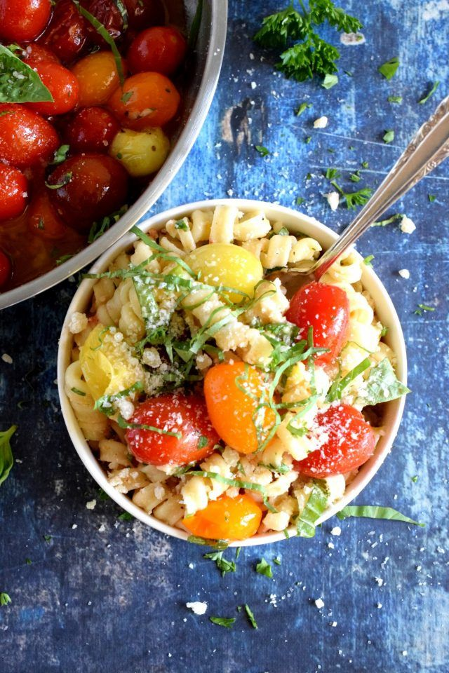 Barefoot Contessa S Herb And Garlic Tomatoes Lord Byron Kitchen Food In 2018 Pinterest Recipes Salad