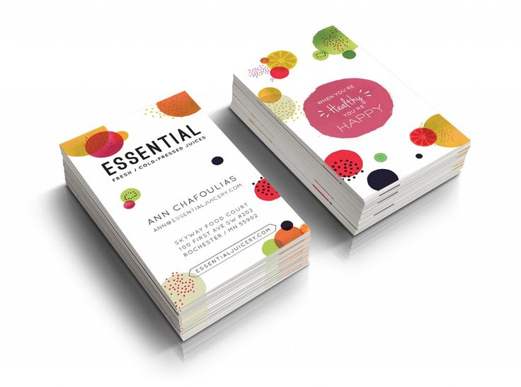 14 best ffb images on pinterest lipsense business cards business essential juice hand crafted fruit and vegetable juice businesscard design by westwerk reheart Images