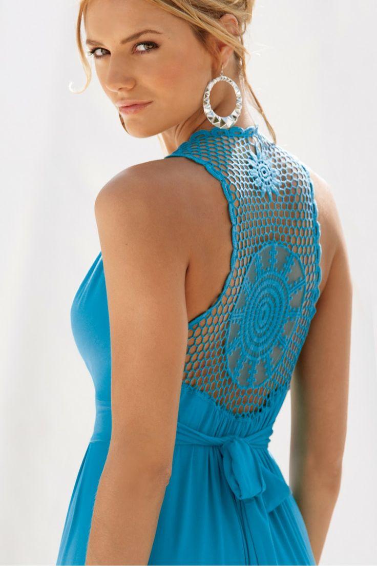 Nadege Dabrowski ~ gorgeous color