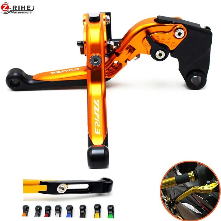 33.99$  Buy now - Brake accessories Folding Adjustable Motorcycle Brake Clutch Levers Telescopic folding For DUCATI MONSTER M400 1999-2003 M620 02  #magazineonline