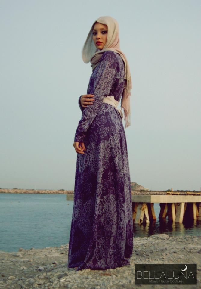 Sweet Modesty: A Chat with Mexico's 1st Islamic Fashion Label: Bella Luna Abayas