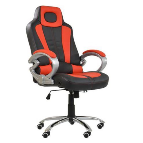 Pro Racing Black and Red Office Chair