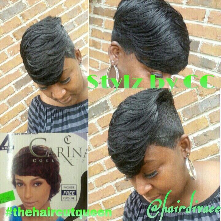 Groovy 1000 Images About Short Hair On Pinterest Short Quick Weave Short Hairstyles For Black Women Fulllsitofus
