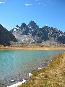 A view of La Thuile