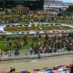 Daytona 500 Race at the Daytona International Speedway