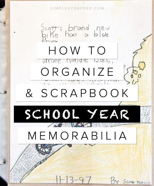Essay memories of school