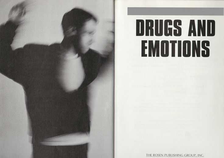 Drugs and emotions