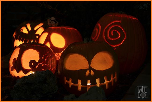 Tweedot blog magazine - zucche di Halloween handmade