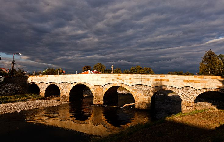 Svatojánský most Litovel