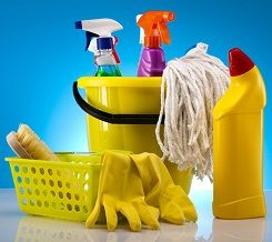 70 Tips for Cleaning Your House after the Kids are Sick
