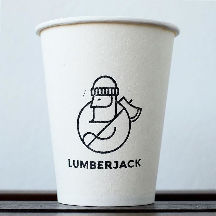 Coffee cup We Are Lumberjack London  . @wearelumberjackcoffee  . . @MLB…