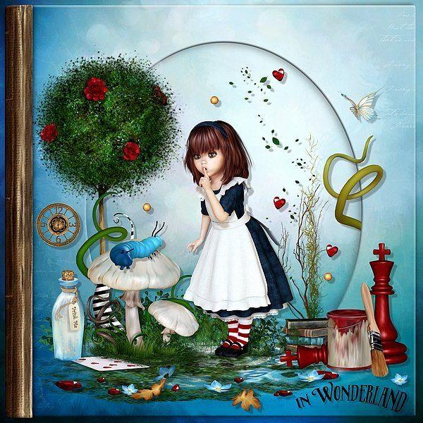 Alice by Bel Scrap