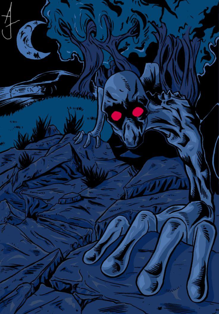Dover Demon by JoeLercio