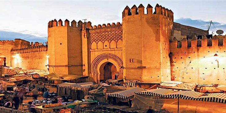 Morocco imperial cities trips - 7 days Imperial cities tour from Tangier