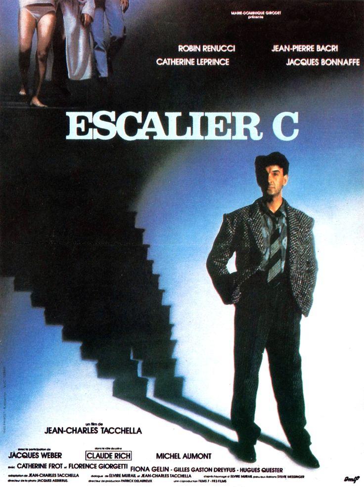 Escalier C - Jean-Charles Tacchella