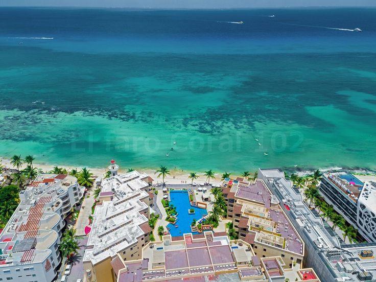 Beachfront Condo, Beachfront Vacation Rental Condo Playa del Carmen