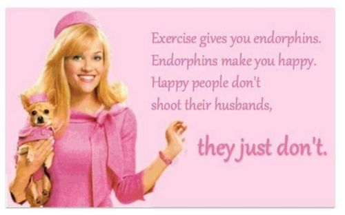 If you can't just do it for yourself...do it for your hubby's livelihood :)