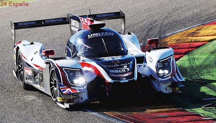 """Alonso, tras su primera prueba con Ligier: """"Estoy deseando que llegue Daytona"""""""