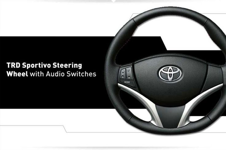 All New Yaris 1500 S TRD Steering