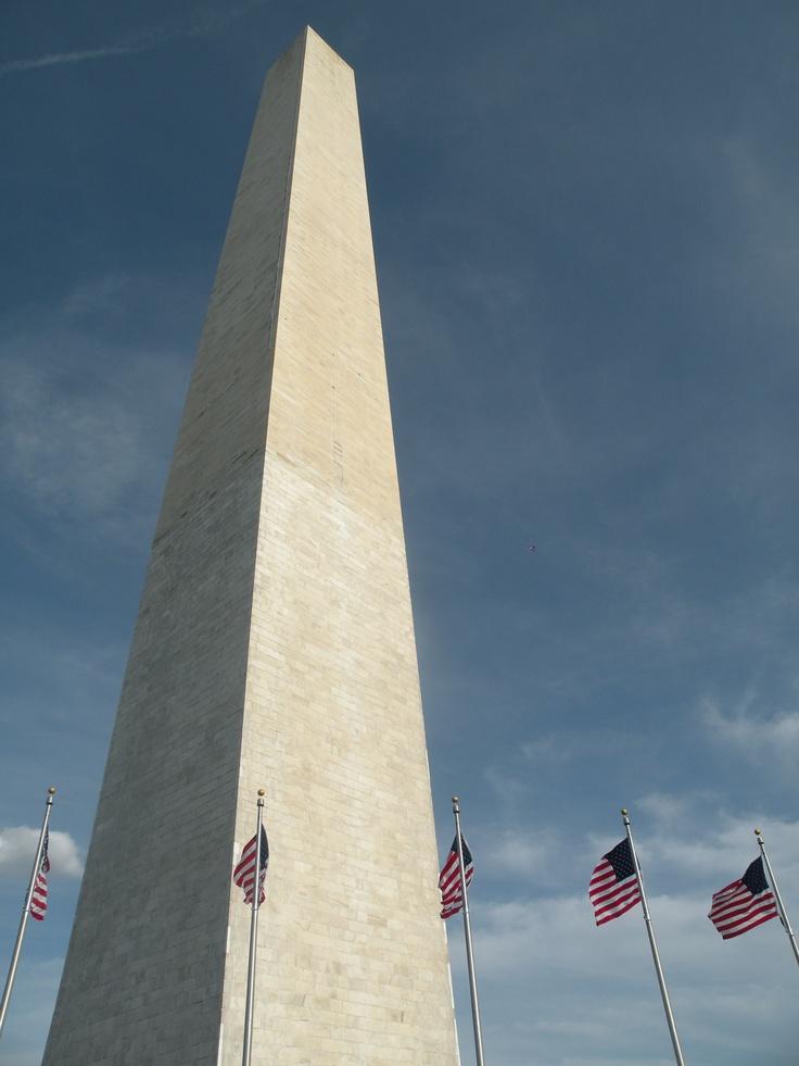 Conoce los alrededores de Nueva York. Excursión a Washington DC. Monumento a Washington. http://www.weplann.com/nueva-york/tour-washington