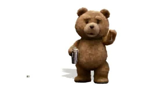 El oso Ted es el protagonista de esta felicitación de cumpleaños, una forma muy original de desear feliz cumpleaños a los tuyos.