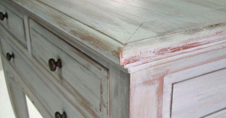 El uso de lija para decapar una pieza es el más sencillo ya que se controla mejor el resultado.    Se puede utilizar lana de acero, planc...