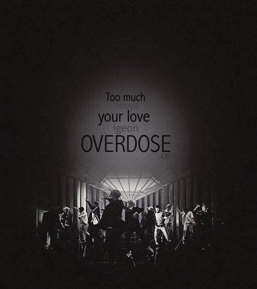 #EXO Overdose