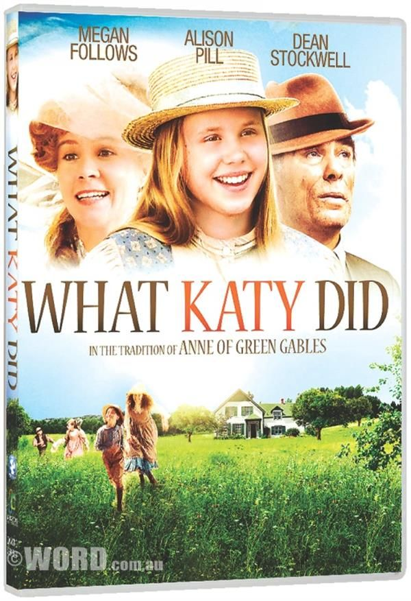DVD What Katy Did / Running time: 88 mins   WORD Bookstores